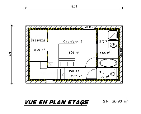 Plans Dressing Chambre Images